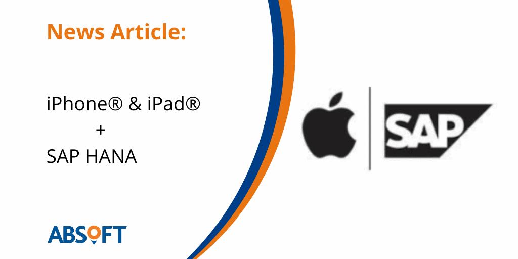 Apple SAP Partnership