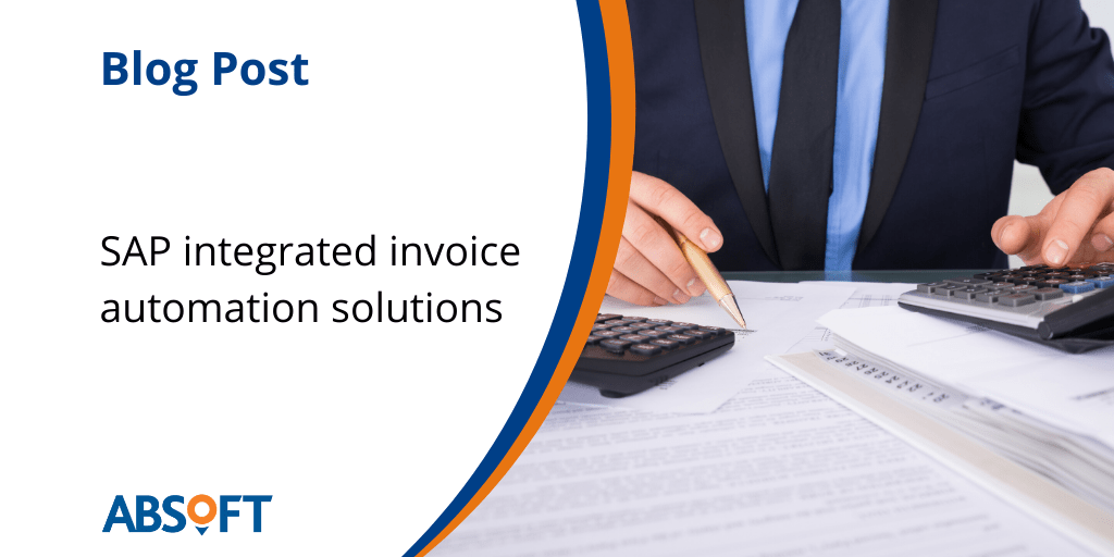 SAP Invoice Automation and Integration