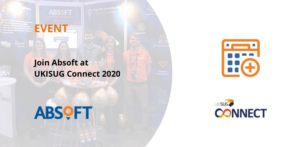 Absoft SAP UKISUG 2019