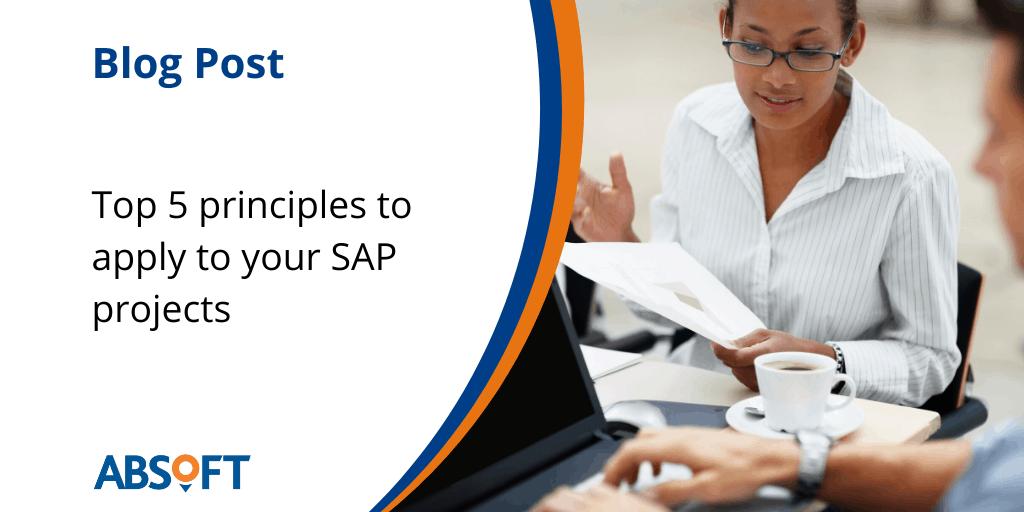 SAP PRINCE2 Principles