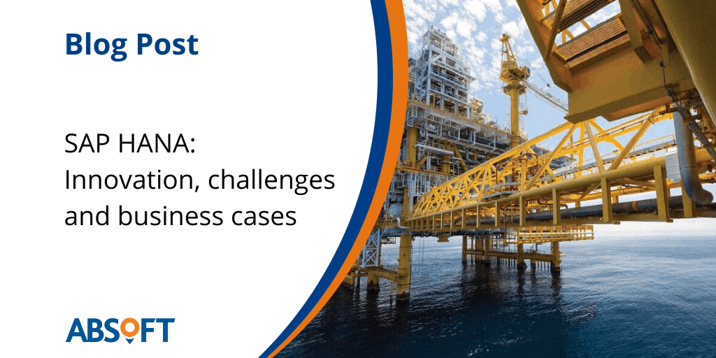 SAP HANA Oil and Gas
