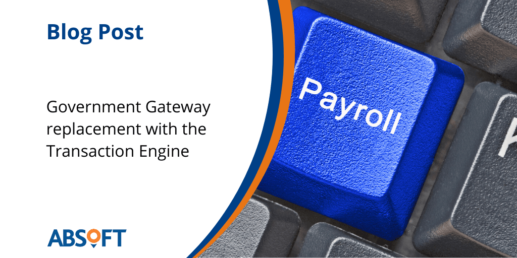 Government Gateway and SAP Payroll