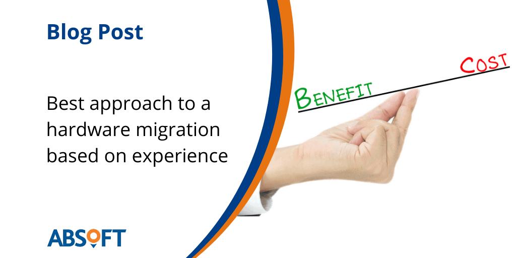 SAP Hardware Migration Benefits