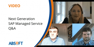 Absoft Next Generation SAP Managed Service