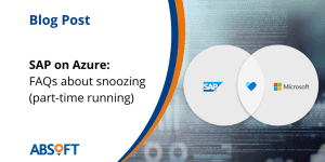 SAP on Azure Snoozing